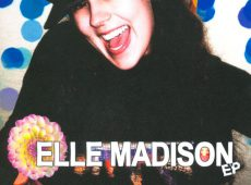 Elle Madison album art cover